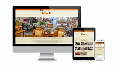 Websites Responsive Website Rotorua Hodgeman Bespoke Zealand