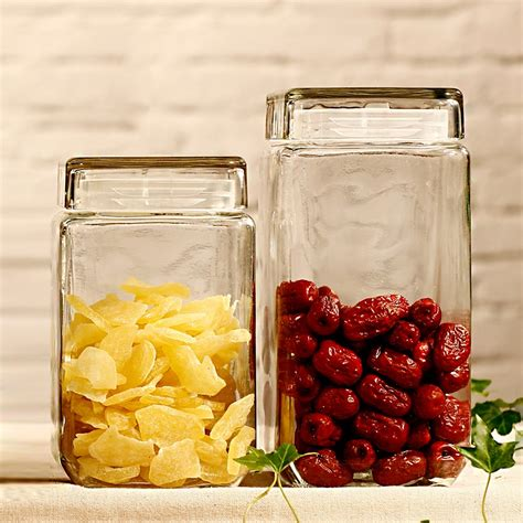 china ml square clear glass jars  sale exporters