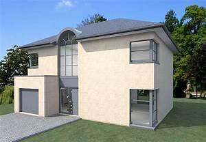 wunderbar couleur maison moderne on decoration d interieur With couleur exterieur maison contemporaine