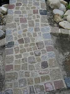 Gartenweg Pflastern Anleitung : gartenweg bitte hier klicken um dieses bild in seiner ~ Articles-book.com Haus und Dekorationen