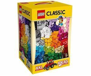 Lego Bausteine Groß : lego classic gro e kreativ steinebox 10697 ab 138 80 preisvergleich bei ~ Orissabook.com Haus und Dekorationen