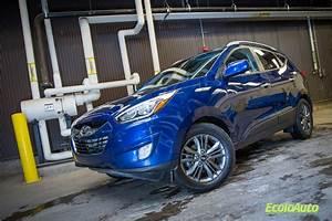 Essai Hyundai Tucson Essence : essai routier hyundai tucson 2014 pas un mauvais achat ecolo auto ~ Medecine-chirurgie-esthetiques.com Avis de Voitures