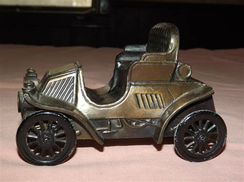vintage banthrico community state bank  auto car metal coin bank ebay