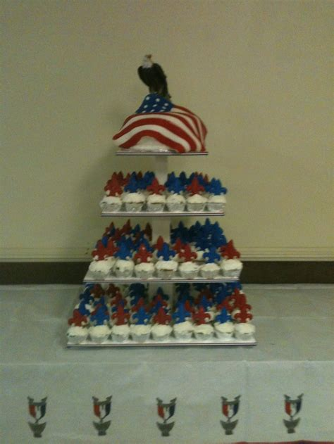 Eagle Scout Court of Honor Decoration Ideas