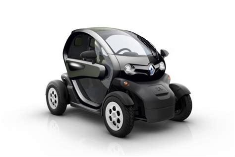 Electric Cars New Cars Ireland   Renault Twizy ...