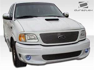 Ford Expedition Lightning Se Style Front Bumper 99 00 01