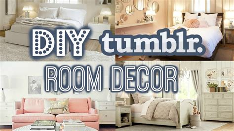 diy room decor  small rooms tumblr inspired summer