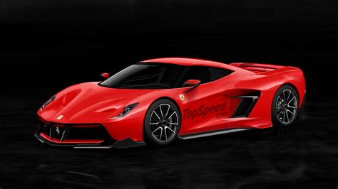 ferrari laferrari successor top speed