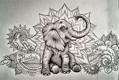 dessin mandala pour tatouage cochese tattoo
