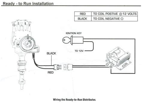 12v external ignition coil red
