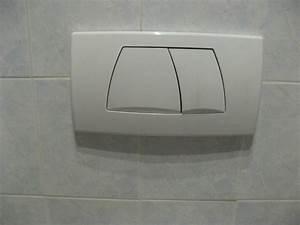 Plaque De Commande Wc Suspendu : importante fuite wc suspendu geberit ~ Dailycaller-alerts.com Idées de Décoration