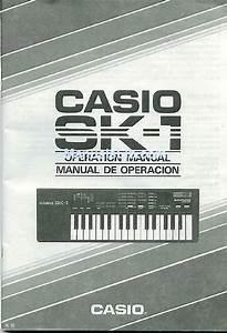 Casio Sk