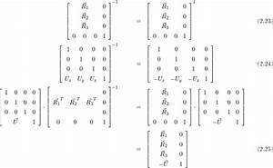 Inverse Berechnen Matrix : mathematische formeln ~ Themetempest.com Abrechnung