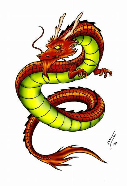 Dragon Chinese Tattoos Tattoo Cartoon Clipart Cliparts
