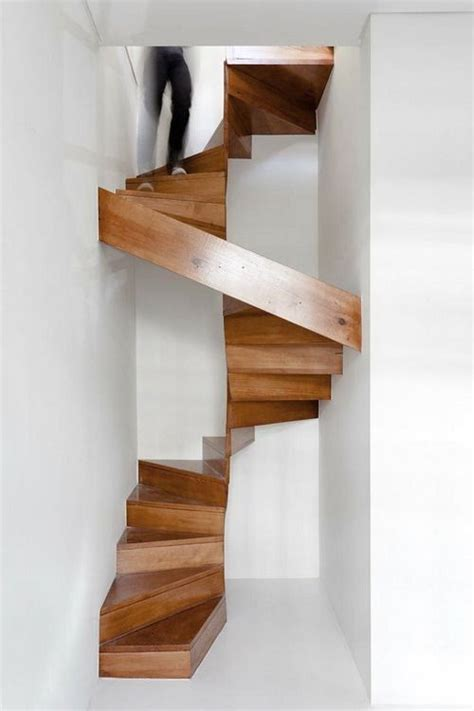 tight space staircase design current obsessions gray mornings beautiful wooden staircases and modern