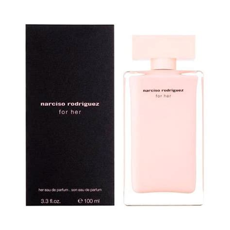 narciso rodriguez for eau de toilette 75 ml