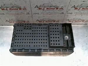 Fuse Box For Volvo V70
