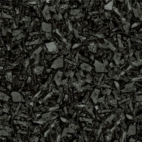 rubber bark black rubber mulch for landscaping