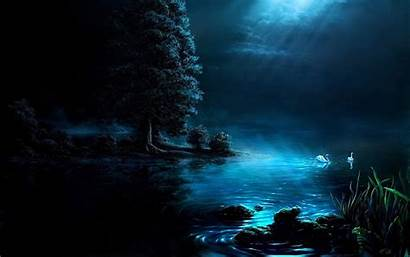 Nature Night Wallpapers Pc