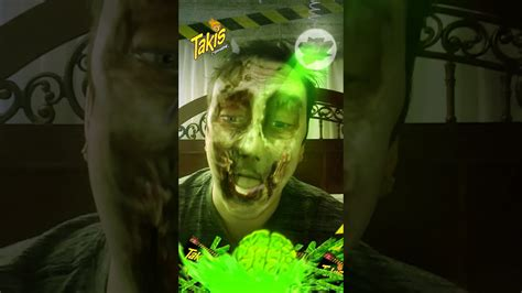 zombie takis filter snapchat