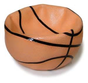 themed living room ideas all ceramic deflated basketball bowl by the uk based