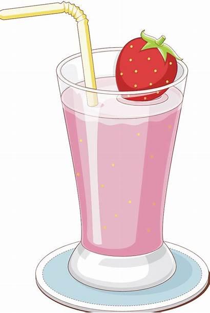 Clipart Milkshake Smoothie Smoothies Clipground Shake Milk