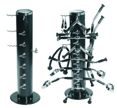 vertical machine bar rack gym equipment storage york barbell