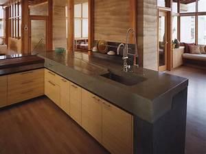Concrete Kitchen Countertop Kitchen Designs - Choose