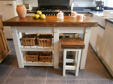 island tables for kitchen with chairs rustic kitchen island breakfast bar the vintage corner 9025