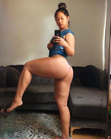 Hot Korean Girl With Big Ass Asian Beauty Huge Booty 19
