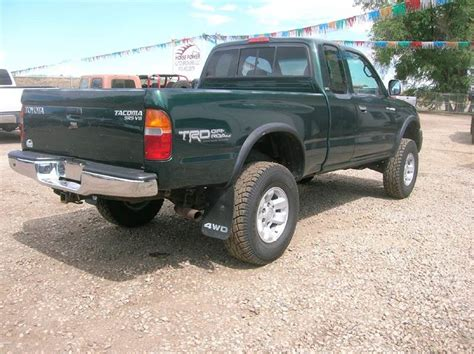 2000 Toyota Tacoma Mpg by 2000 Toyota Tacoma Sr5 V6 2dr 4wd Extended Cab Sb In Fort