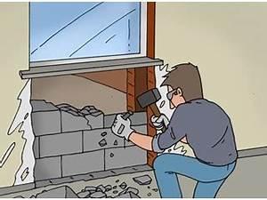 transformer une fenetre en porte choix des materiaux With transformer fenetre en porte fenetre
