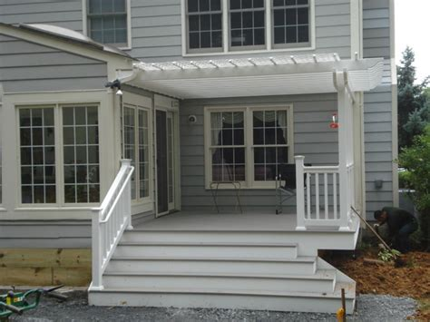 deck pergola traditional deck other metro by