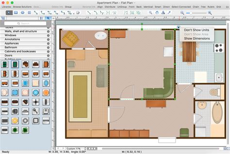 house layout program building plan software create great looking building