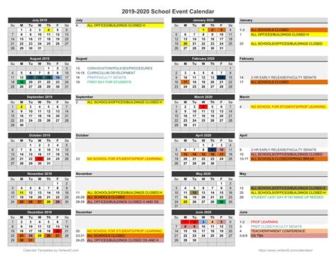 calendar jefferson county schools