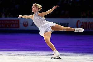 Gracie Gold Photos Photos Isu World Figure Skating