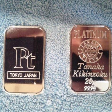 田中 貴金属 プラチナ
