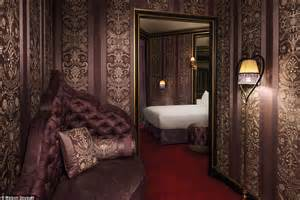 1 Bedroom For Rent by Is Maison Souquet The Sexiest Hotel In Paris Daily Mail