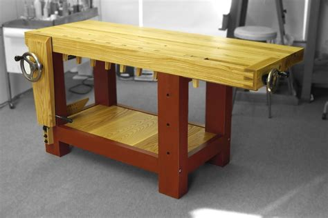 shed construction split top roubo workbench wooden plans
