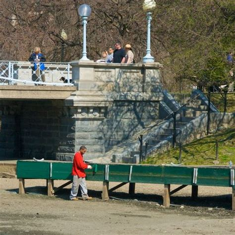 Swan Boats Opening Day 2018 by First You Spiff Up The Dock Swan Boats Step One Bostonzest