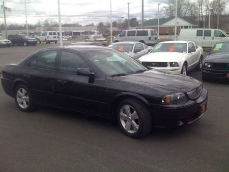 Capsule Review 2005 Lincoln Ls V8 Sport  The Truth About
