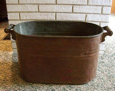 daily limit exceeded copper tub antiques repurposed copper handles
