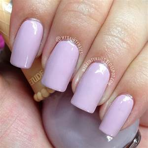 Top 55 Spectacular Purple Acrylic Nails