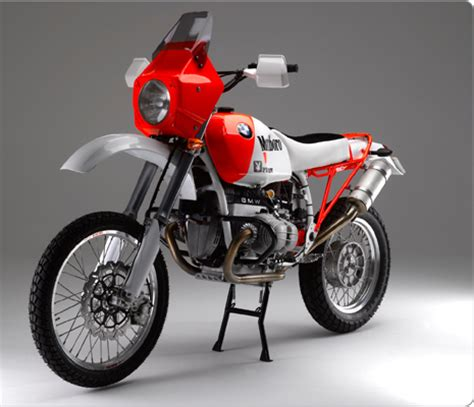 Modified Bmw R100gs bmw r100gs by moorespeed distillato di gelande strasse