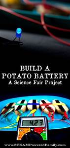 How To Create A Lemon Battery Science Project To Power A