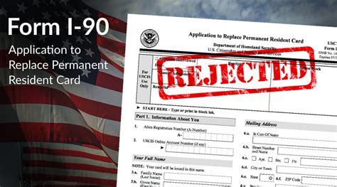 Maybe you would like to learn more about one of these? Top 5 Reasons Green Card Renewal Applications are Rejected - Immigration Learning Center