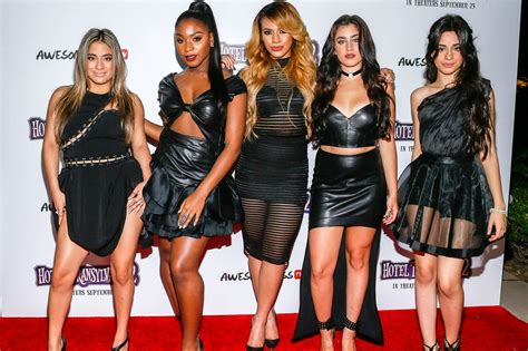 Camila Cabello All For Fifth Harmony Reunion