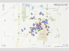 BYU Idaho Housing Resource Maps of approved housing in