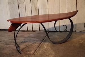 Table Fer Forgé Occasion : table bois et fer forg ~ Teatrodelosmanantiales.com Idées de Décoration