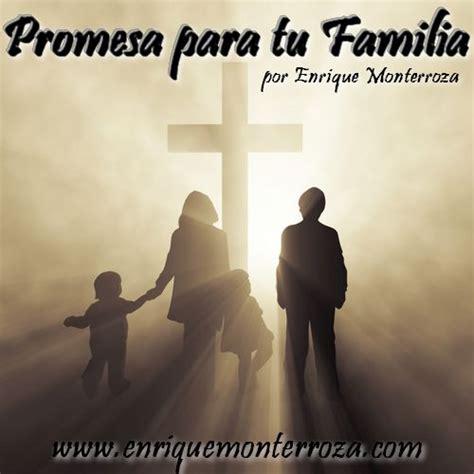 promesa  tu familia enrique monterroza sitio